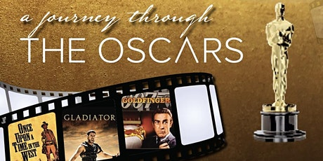 Journey Through the Oscars tickets