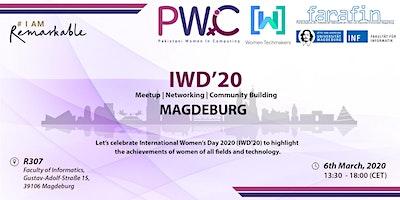 PWiC Magdeburg: International Women's Day 2020 (IWD'20)