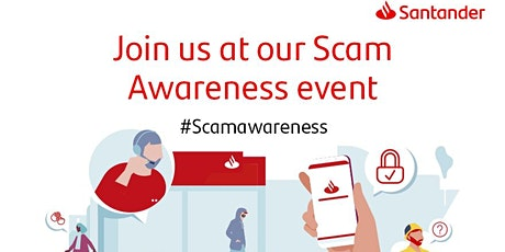 Scam Awareness Event tickets