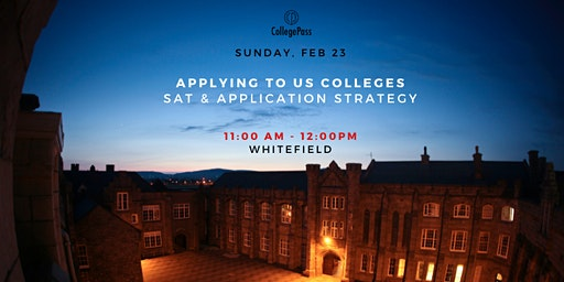 Applying to Top US Colleges: SAT & College Application Process
