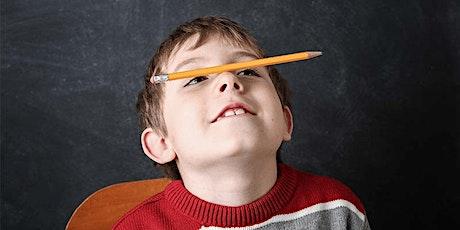 """ADHD a scuola: la """"cassetta degli attrezzi degli insegnanti biglietti"""