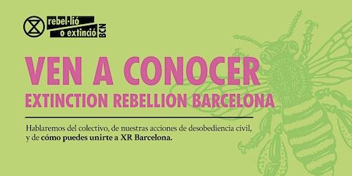 XR Barcelona  Reunión de Bienvenida [Español]