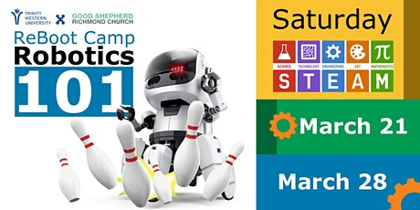 ReBoot Camp - Robotics 101 tickets