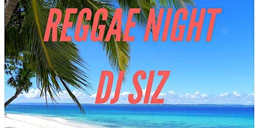 Siz's Reggae Night