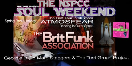 Copy of NSPCC SOUL WEEKEND tickets