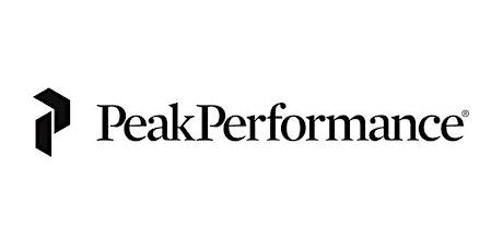 Yoga med Peak Performance tickets