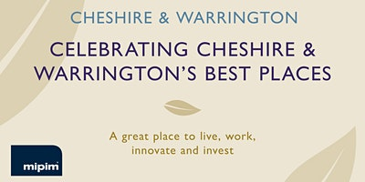Celebrating Cheshire & Warrington's best places