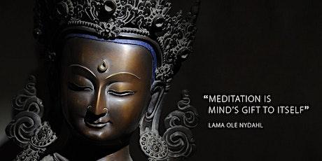 Lezing over boeddhisme en meditatie tickets