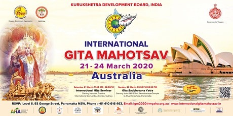 International Gita Mahotsav 2020 tickets