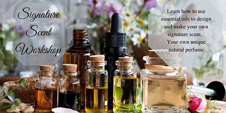 Essential Oil Perfume Workshop tickets
