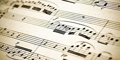 De componisten van Nieuw Waldeck tickets