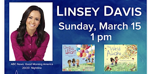 Author, Linsey Davis Book Reading & Signing