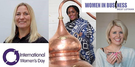 WLWIB International Women's Day event 2020 tickets