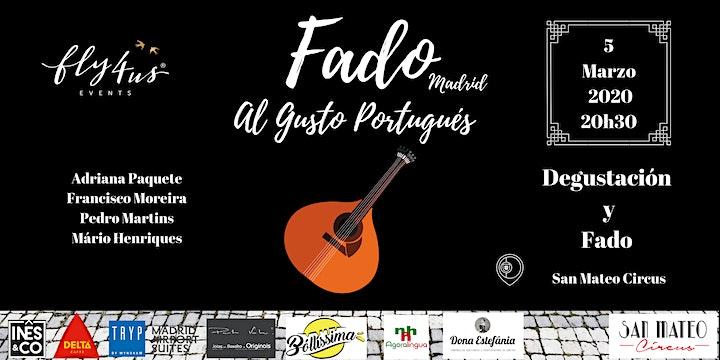Imagen de FADO AL GUSTO PORTUGUÉS