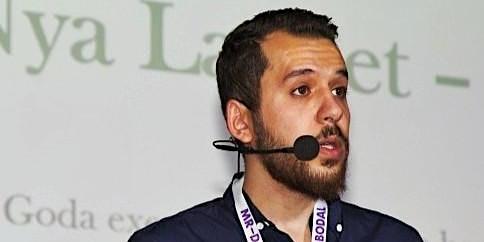 Active citizenship and racism - Amjad Eshmawi, Verksamhetsutvecklare
