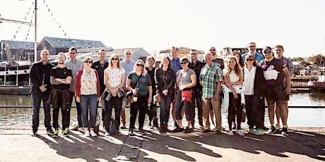 Met Walking Brunch - Bristol Harbourside tickets