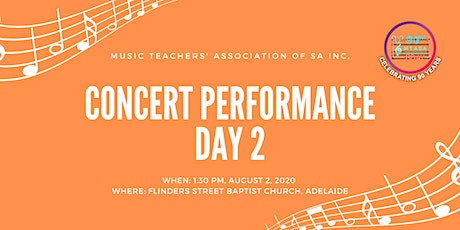 2020 Concert Performance Day 2 tickets