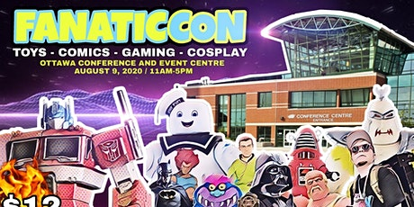 FANATICCON tickets