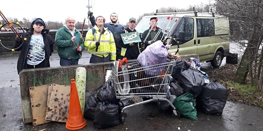 River Leven/railway Community Cleanup