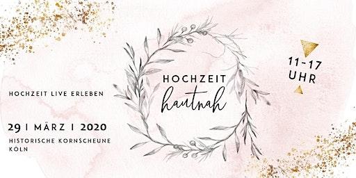 Hochzeitsmesse Hautnah in der Kornscheune Köln Pulheim