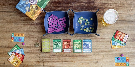 DISCOVER: Intro to modern board games tickets
