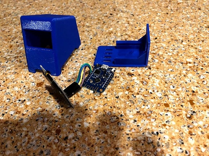 Make your own Internet Micro Weather Station Workshop image