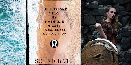 Gong Sound Bath tickets
