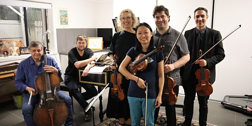 "Open Rehearsal - Vivaldi ""Four Seasons"" (Greater Sydney Orchestra)"