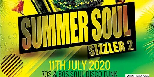 Summer Soul Sizzler 2