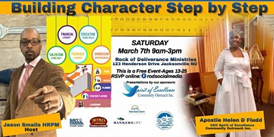 Building Character Step by Step