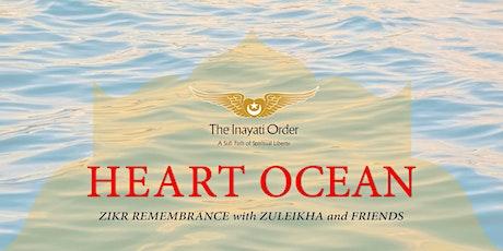 Heart Ocean w/ Zuleikha (West Coast) tickets