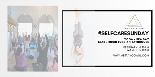 YOGA #SelfCareSunday- Yoga + Spa at Bear and Birch