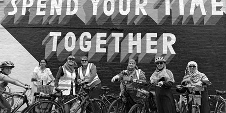 Womens only Beginners  led ride from Leyton Jubilee Park to Markfield Park tickets