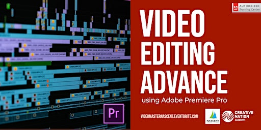 Video Editing Advance using Adobe Premiere Pro