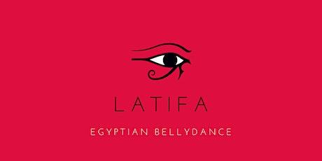 Egyptian Bellydance - Pre-term Beginner Taster Class tickets