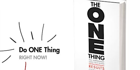 EBBC Brussels - The One Thing (G. Keller) tickets