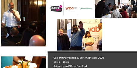 YABA Celebrating Vaisakhi & Easter Celebrations tickets