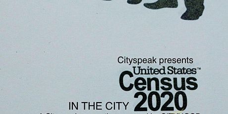 CENSUS in the CITY tickets