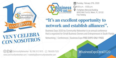 Networking Breakfast | Conferences I Business Expo 2020 by Community Networker.  tickets