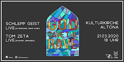God Save the Rave - Technokirche Hamburg