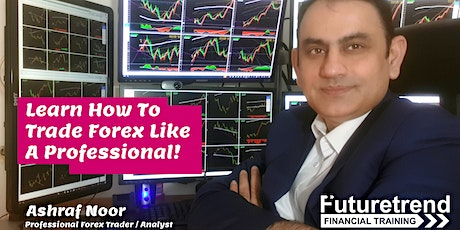 Forex Trading Training... Learn how to trade like a professional! tickets