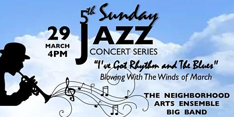 5th Sunday Jazz Concert Series tickets