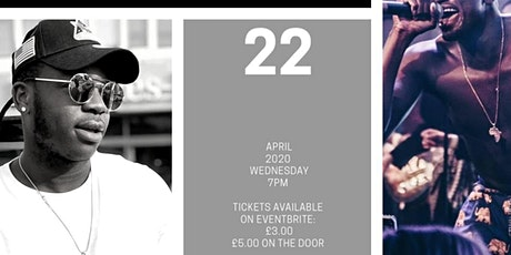 April Artist Showcase tickets