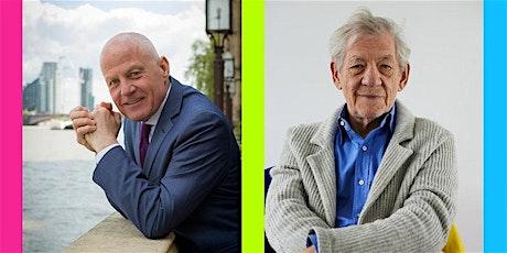 LIVE SCREENING: Michael Cashman in Conversation with Sir Ian McKellen tickets