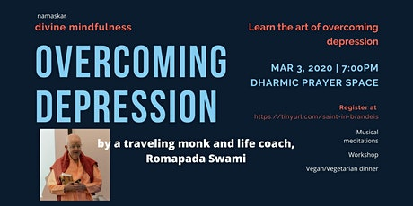 Art of Mindfulness - Overcoming Depression  tickets
