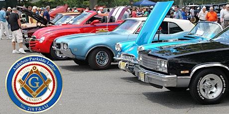 Audubon-Parkside Lodge First  Annual Car Show & Centennial Celebration! tickets