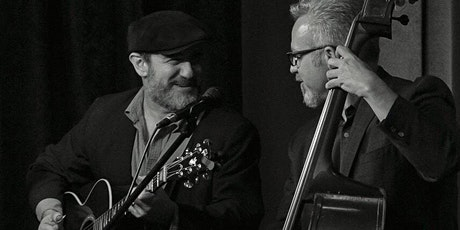 Mama's Night Concert: Modern Folk-Blues with Jon Shain and FJ Ventre tickets