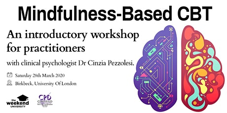 Mindfulness-Based CBT tickets