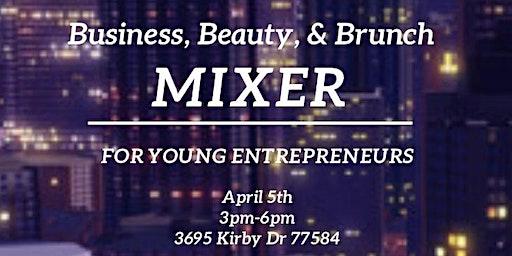 Business Beauty and Brunch Mixer