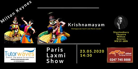 Paris Laxmi Show-Milton Keynes tickets